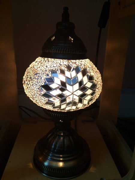 Authentic Clear Turkish Lamp - Shops on Bay