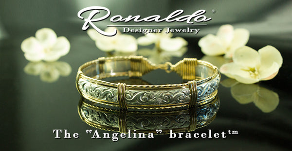 Ronaldo Angelina Bracelet - Shops on Bay  - 3