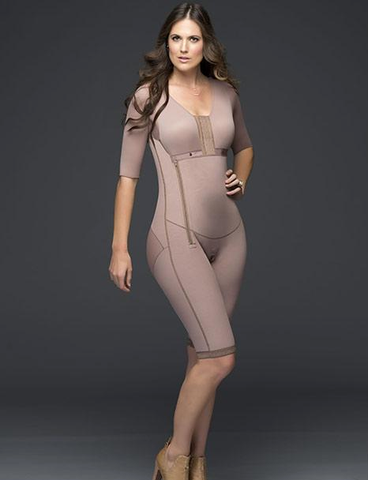 Full Body Sleeves Faja W/ bra included NS010 By Colombiana Boutique