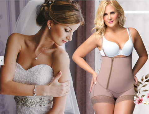 Wedding Day Shapewear Guide