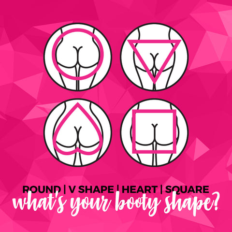 What's your booty shape?