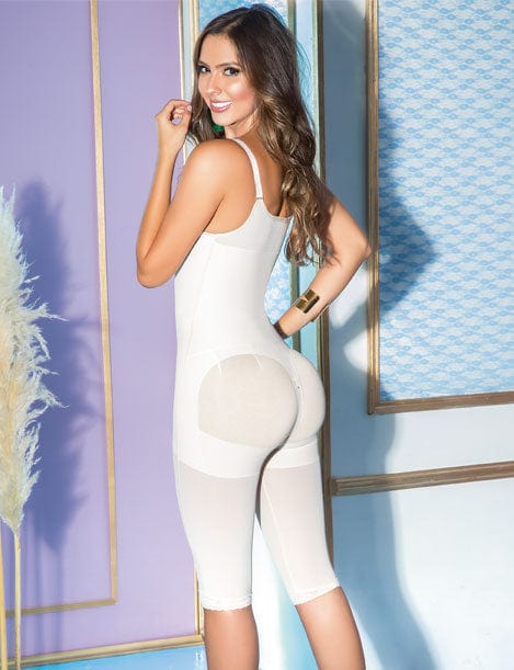 butt lifter beige high compression shapewear