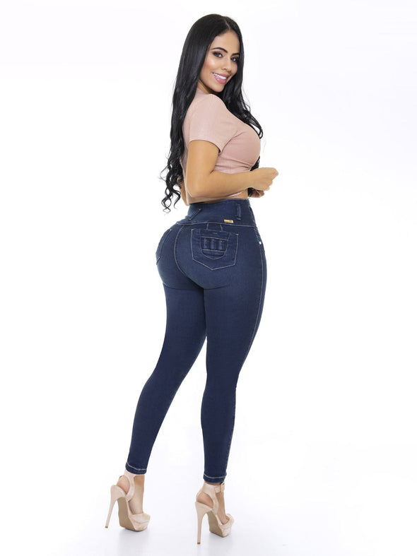 'Paradise' Butt Lift Levanta Cola Jeans 12780