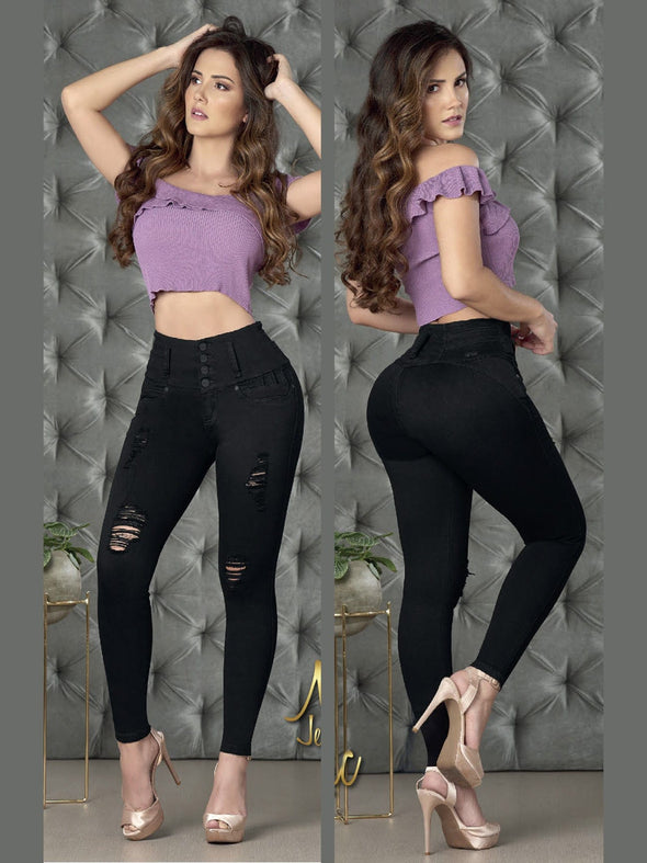 'Lust' Butt Lift Levanta Cola Jeans 12856
