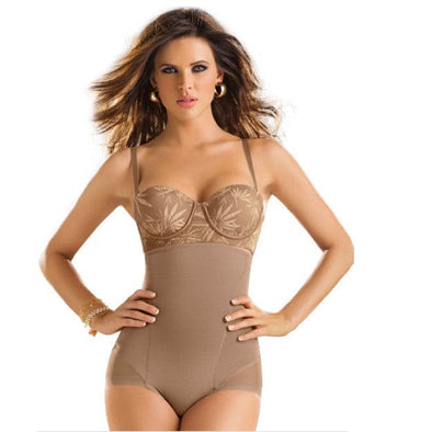 High Waist Control with Seamless Panty 012811
