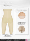 Seamless Body Shaper to the Knee Fajas Salome 219