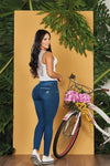 """Sassy"" Push up Jeans Levanta Cola 10563"