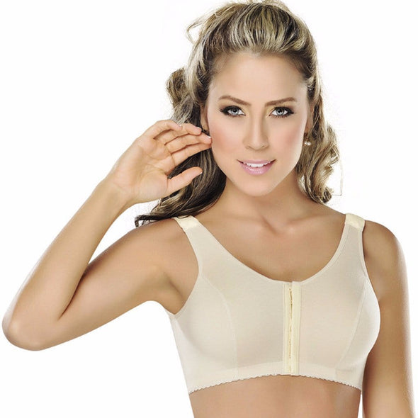 Post Surgical Breast Augmentation Bra Fajas MyD 0012