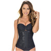 Lace Latex Waist Trainer Fajas MyD 0556