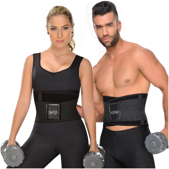 Gym Waist Cincher Neoprene Sweat Belt