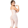 Fajas Salome Full Body Shaper to the Knee w/ Zipper Low Back 213