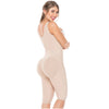 Vest Body & Thigh Shaper w/ Mid Back Fajas Salome 518