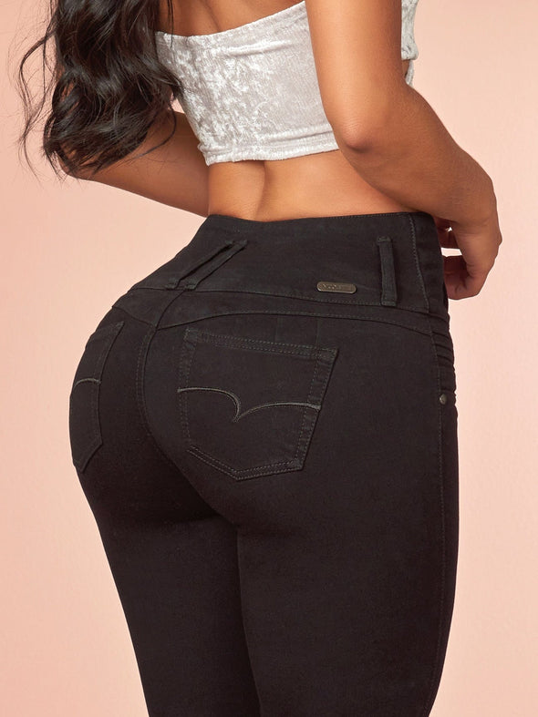 'Lowkey' Butt Lift Levanta Cola Jeans 12309