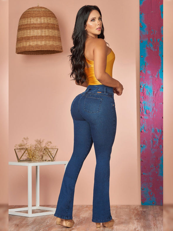 'Drew' Butt Lift Levanta Cola Jeans 12314