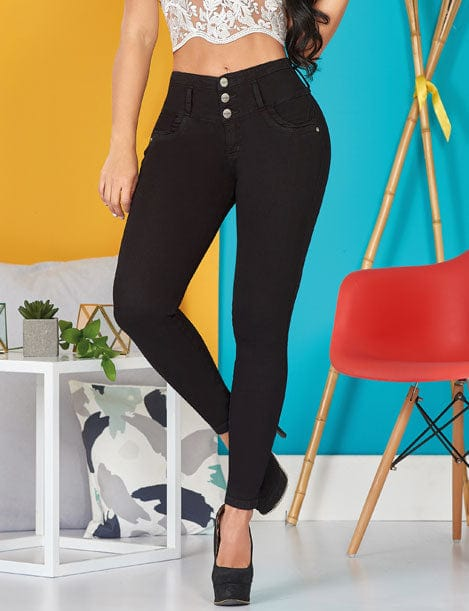 """Enchantress"" Push Up Levantacola Jeans 10917"