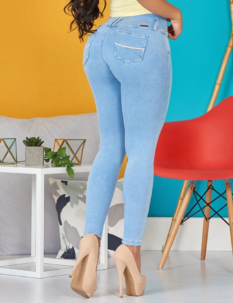 'Girls Day' Push Up Levantacola Jeans 10919