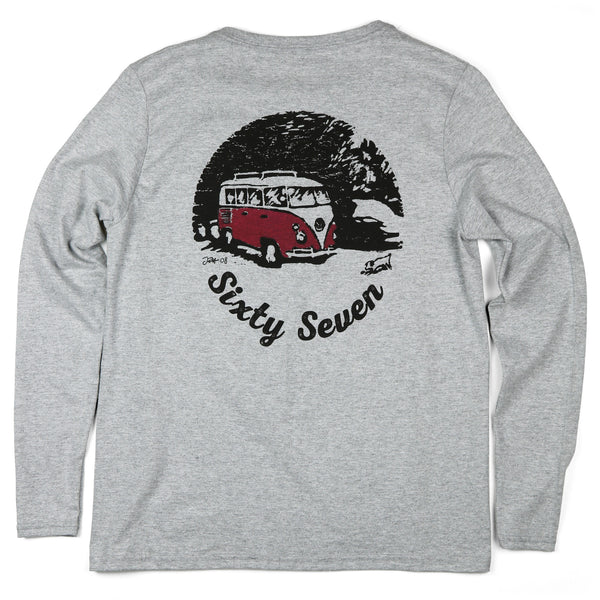 """Sixty Seven"" Women's Long Sleeve Tee"