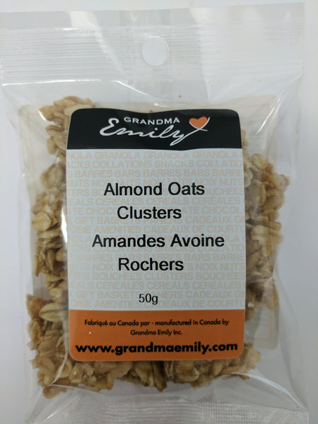 Clusters Almond Oats (50g)
