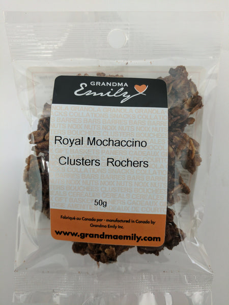 Clusters Royal Mochaccino (50g)
