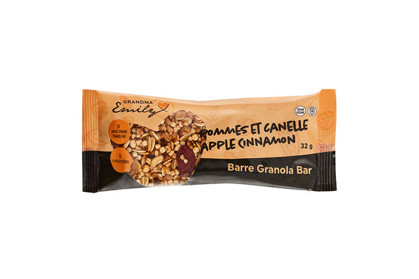 Nutritive Apple Cinnamon Bar (32g)
