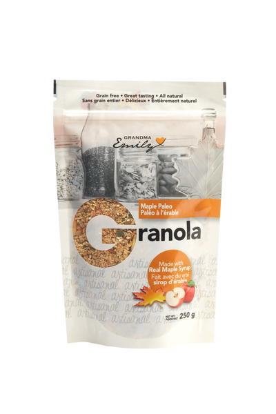 Maple Paleo Granola (250g)