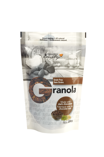 Grain-free Chocolate Granola (250g)