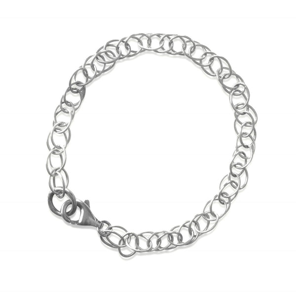 Choose a Sterling Silver Bracelet for Your Fingerprint Pendants & Charms