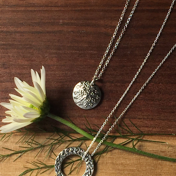 Allium Prosperity Necklace