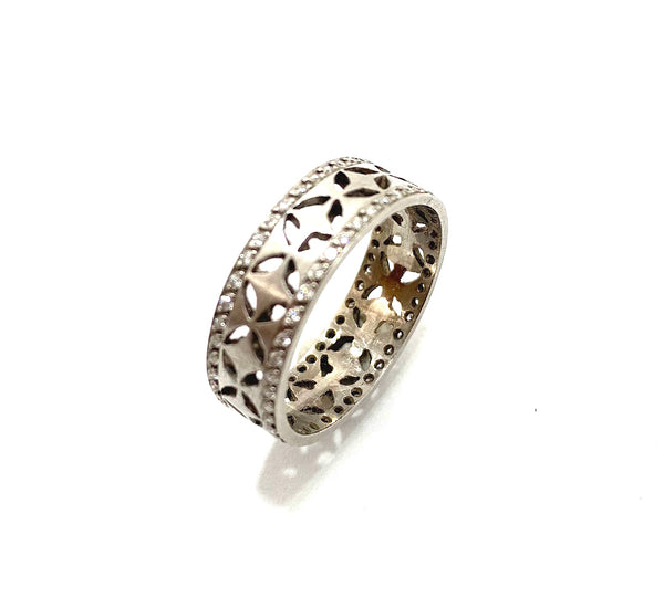 THIN DIAMOND VAHEE RING