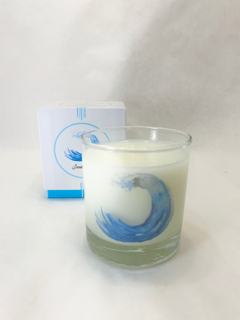 SANIBEL SURF CANDLE