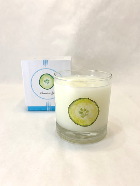 CUCUMBER SPA CANDLE