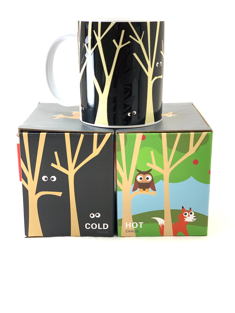 WOODLANDS MORPH MUG
