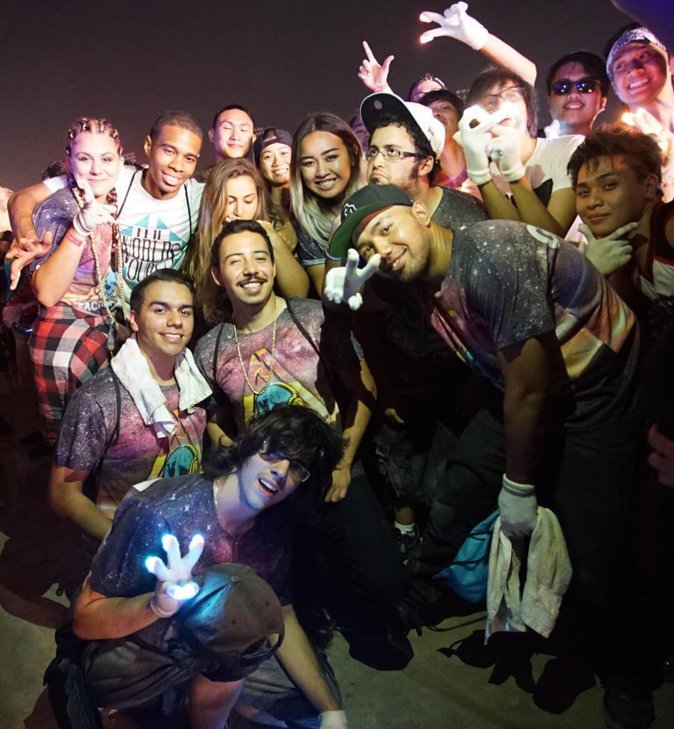 The Facemelt Crew Hits HARD Summer 2015 With the Biggest Crew Yet