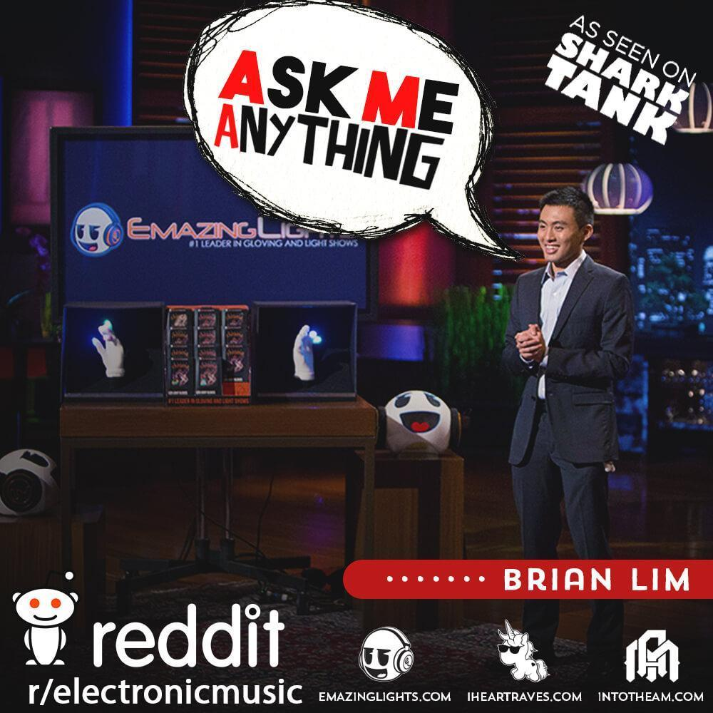 Brian Lim Takes to Reddit in his first ever AMA
