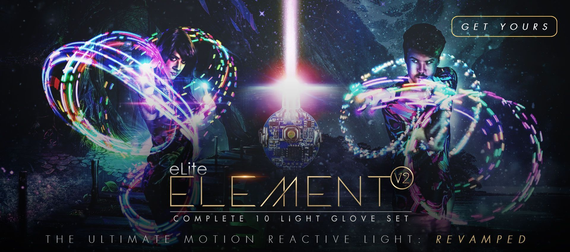 The Element: Revamped. Welcome to V2