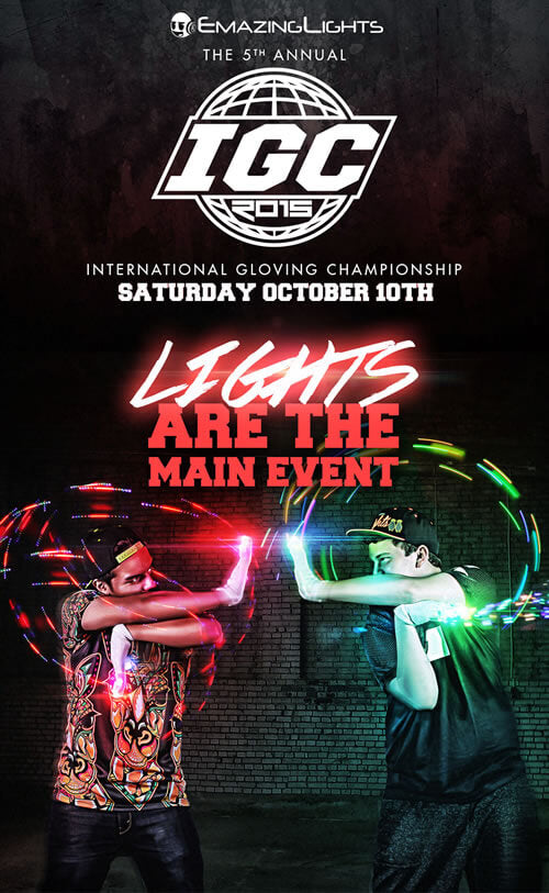 IGC 2015 - The 5th Annual International Gloving Championship