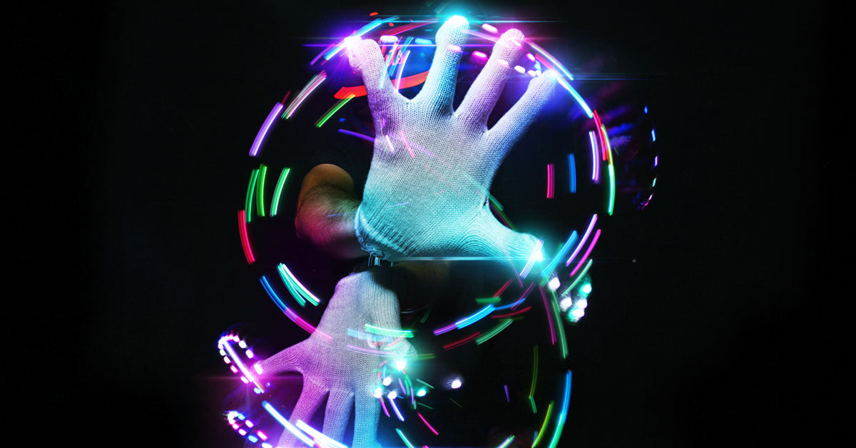 Clearance Save On Led Gloves Rave Gear Emazinglights