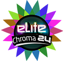 eLite Chroma24 led glove set