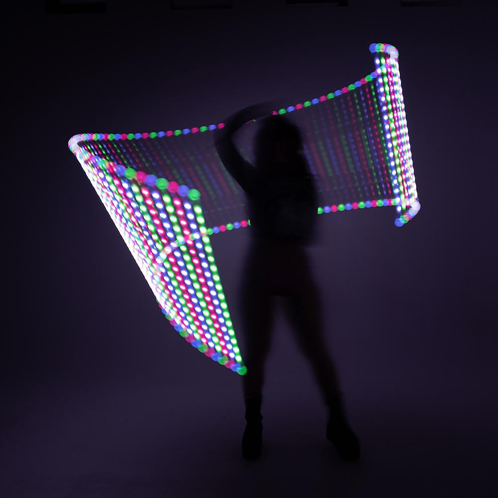 Rubik's Cube LED Shirt