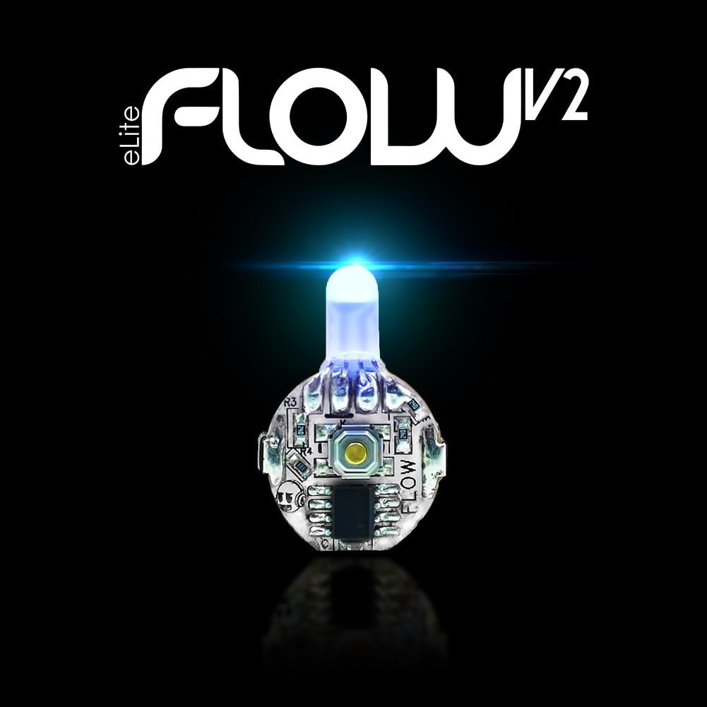 eLite Flow V2 Glove Light / Microlight (1)