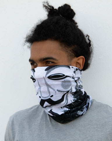 Guy Fawkes Seamless Mask Bandana-Lifestyle