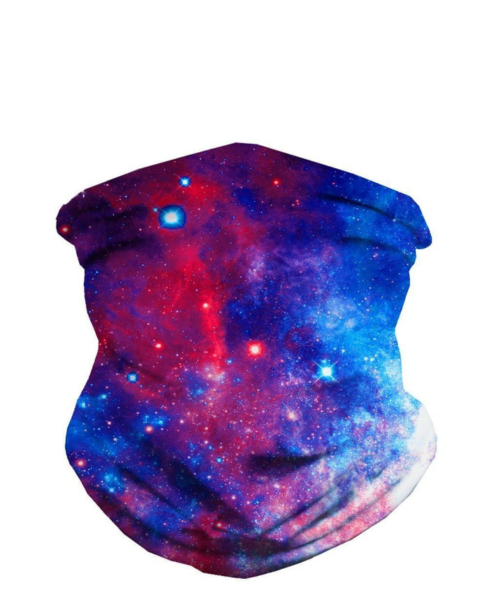 Galaxy Seamless Bandana