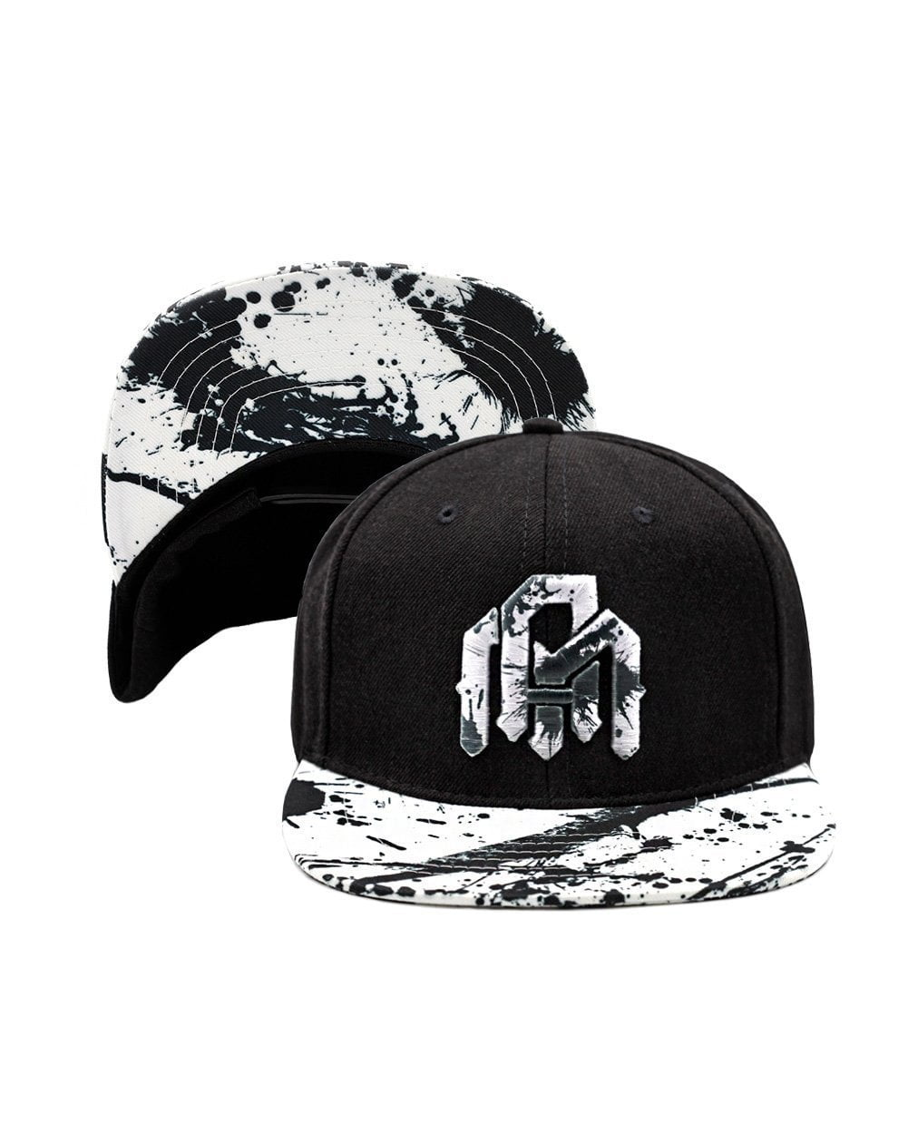 Headshot Snapback-Flipped