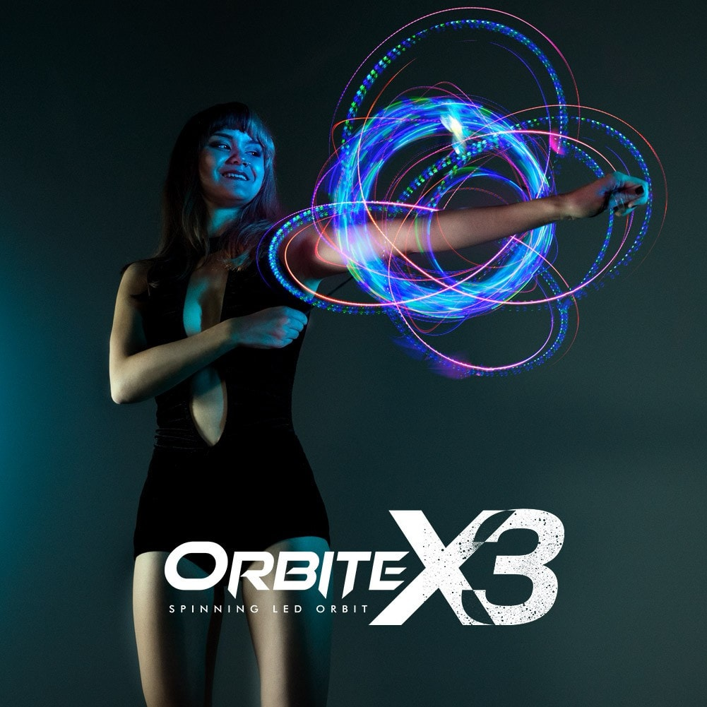 LED Orbit X3