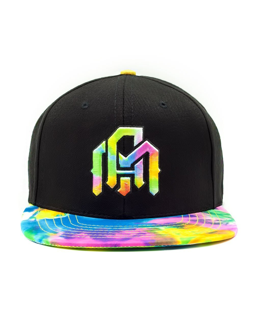 INTO THE AM Tie Dye Snapback
