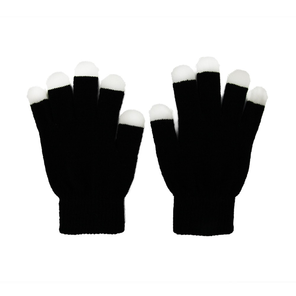 Emazing Magic Stretch Replacement Gloves for Light Gloves - Black - M - 12