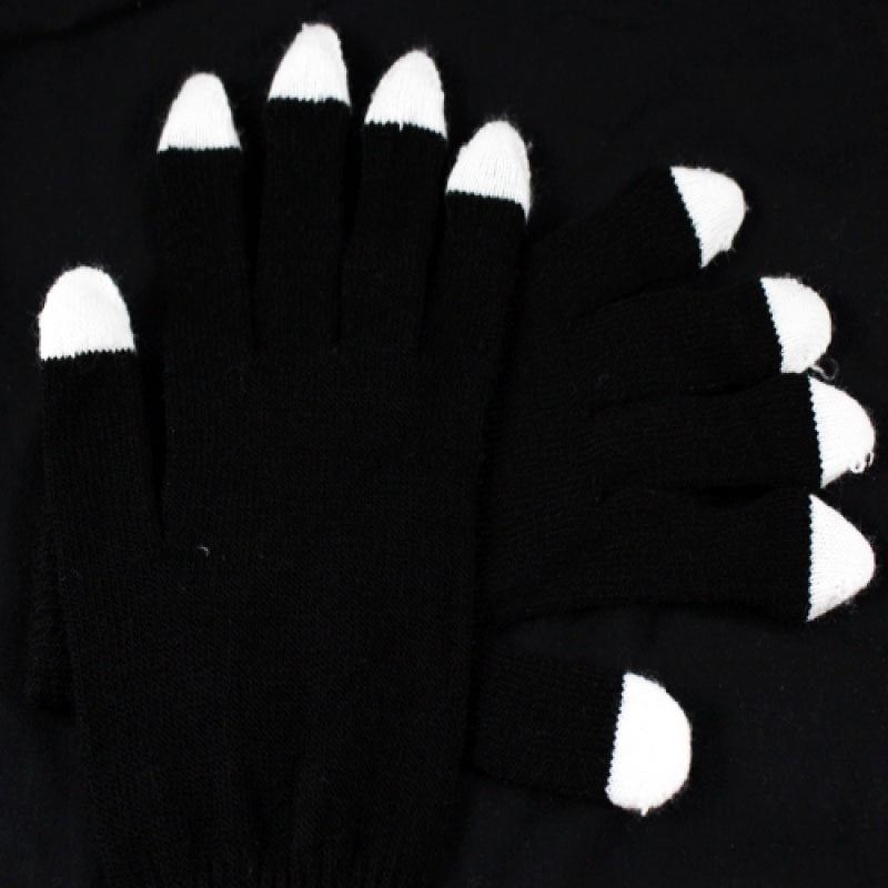 Emazing Magic Stretch Replacement Gloves for Light Gloves - Black Pair