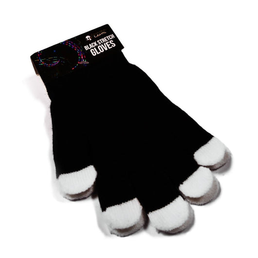 Emazing Magic Stretch Replacement Gloves for Light Gloves - Black Made For Glovers