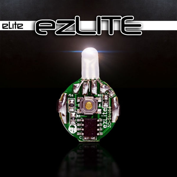 eLite ezLite 2.0 LED Glove Light for Gloving and Rave Gloves