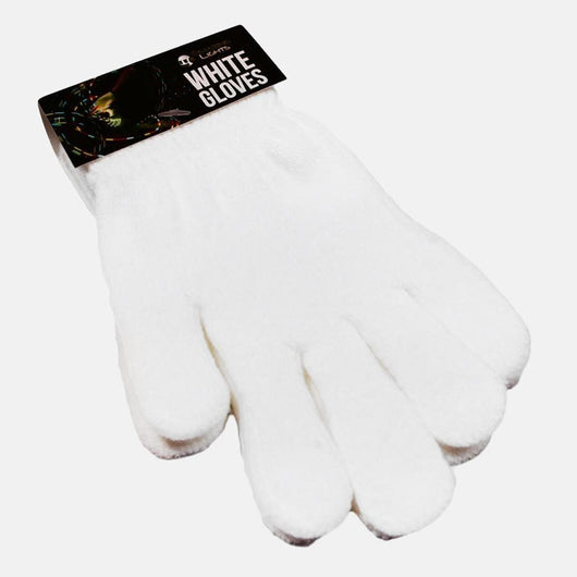 Emazing Magic Stretch Replacement Gloves for Light Gloves - White